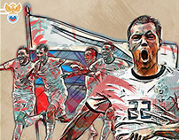 Social networks content for @TeamRussia