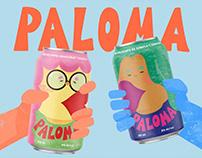 Paloma– Grapefruit Tequila Beverage