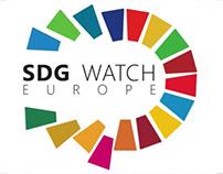 SDG Watch Europe / editing / logo animation