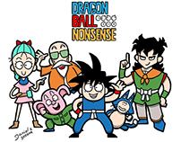 Dragon Ball Nonsense Comics