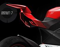 MOTORBIKE DESIGN PORTFOLIO 2017