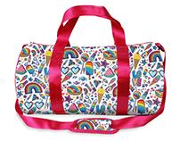 Textile + accessory pattern design
