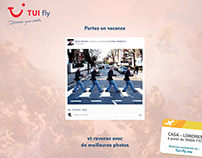 Tui fly - Campaign