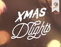 Kiss FM / Xmas Dlights / Promo