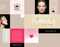 Fórmula Skin - Tecnologia a favor da sua pele