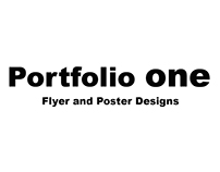 Portfolio One - Cinema Flyer and Poster Designs
