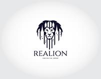Real Estate Lion Readymade Logo