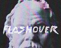 Flashover 6 | Identidade, pôster e cards para Facebook