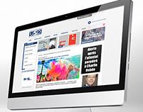 Site internet de l'USP