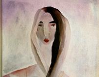 'Girl thinking'