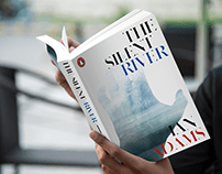 The Silent River - Thriller Book Cover Designs