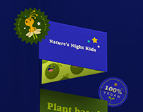 Nature's Night Visual Identity