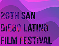 Cartaz 26th San Diego Latino Film Festival