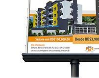 Flyers & Vallas Inmobiliarias