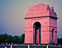 Dilli (Delhi) — hearty capital of India