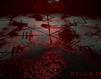 Brightburn movie concept art