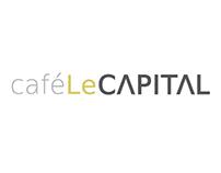 logotype LeCapital café