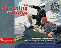 Scouting For Boys iPad App