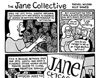 The Jane Collective (Comics for Choice Anthology)