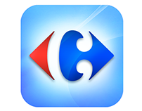 Carrefour Mobile App