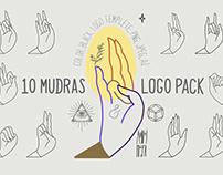 Mudras & Logo Pack