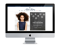 Kids Fleece Landing Page