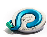 FINA World Championship 2017 - Memory Medal