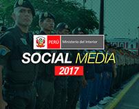 MININTER Social Media 2017