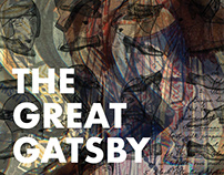 The Great Gatsby Book Cover Redesign