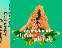 [Campaña publicitaria] Experimenta el placer plural