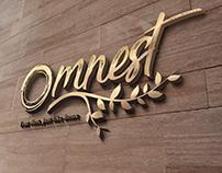 Omnest Logo Design