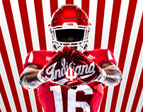 Indiana x Adidas | Candy Stripe Uniform Rollout