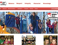 Iowa Kids University website
