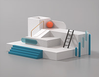 HMBradley 3D Visualizations