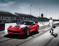 Chevrolet 2018 - Lifestyle Photography