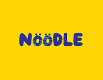 NOODLE MONSTER (Branding)