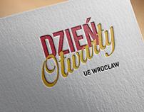 Wrocław University of Economics Open Day's Logo