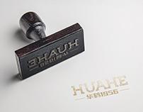 Huahe — Brand identity
