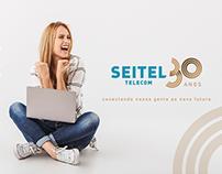 Seitel Telecom 30 anos