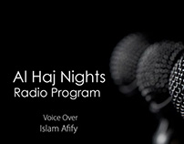 Haj Radio Program - Voice Over
