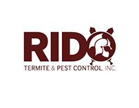 RidTermite.com website and logo design.