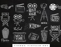 Cinema Vintage Set