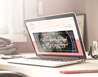 Gillian's Catering - Website Design