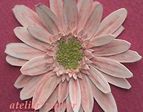 Paper flowers-mini size-New image updated.