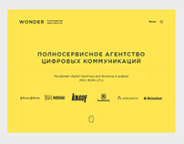 WONDER - Full Service digital-agency