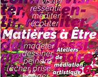 """Ateliers de médiation artistique - Images-""""Productions"""""""