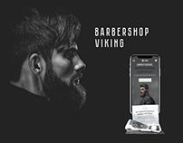 Landing page | Barbershop