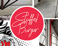 Rebranding for The Stuffed Burger & Co.