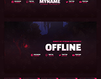 WoW Twitch Design Package