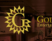 Golden Porch - Casino Website Design